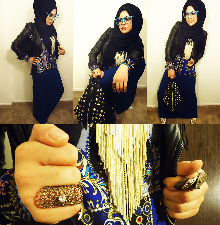 Leather jacket hijab - Scarf Ebay Jacket Pitaya Top Urban Outfitters Skirt Stradivarius Old Bag Asos Shoes Forever21 Accessories River Island Asos Icing Ebay